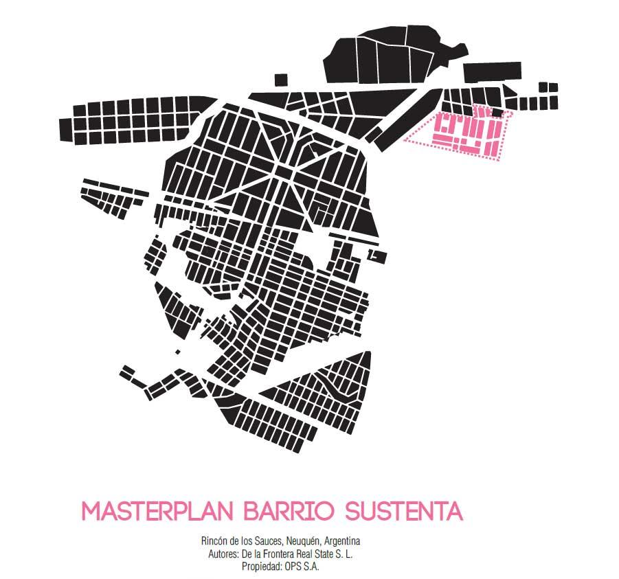 Barrio Sustenta en Neuquén (Argentina)