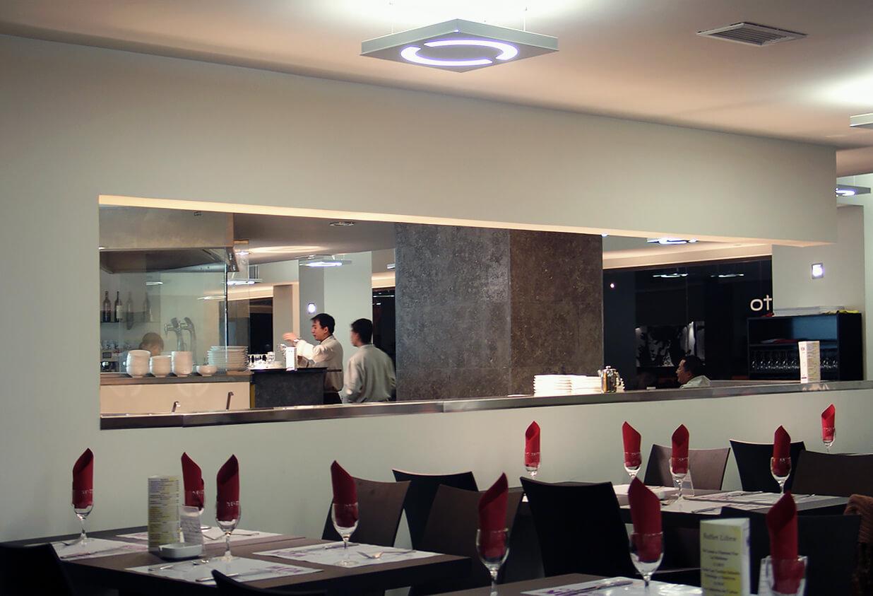Wok Restaurantes